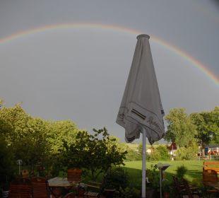 Bei jedem Wetter schön Landhotel Angelika