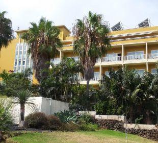 Blick vom Park Hotel Tigaiga