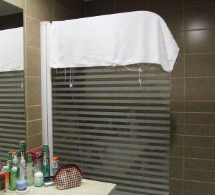 Ręczniki w hotelu 4*....... Hotel H10 Tindaya