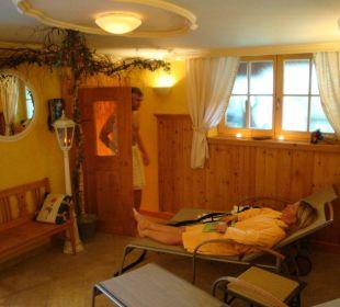 Sauna: Raurisa Ruah Gästehaus Luggau