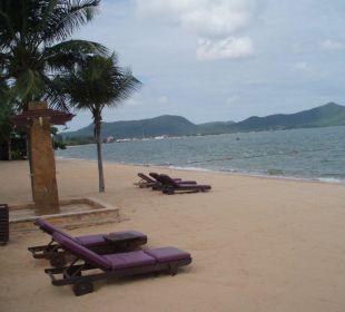 Hoteleigener Strandabschnitt Sea Sand Sun Resort