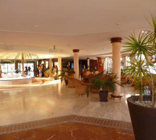 Hotellobby Hotel Barceló Corralejo Bay