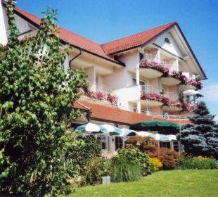 Hotel Walserhof Wasserburg Seitenansicht