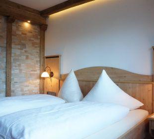 Doppelzimmer Wellness Pension Alpina