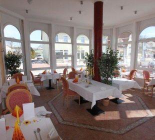 Wintergarten  Best Western Hotel Hanse-Kogge