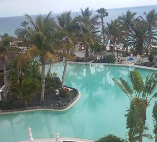 Pool mit Pool-Bar,und Meerblick Club Jandia Princess