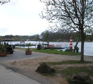Ausblick Center Parcs Het Heijderbos