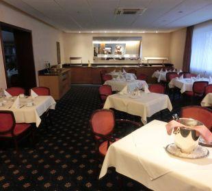 Frühstücksraum Hotel Ludwig