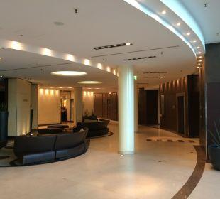 Lobby Hotel Dorint an der Messe Köln