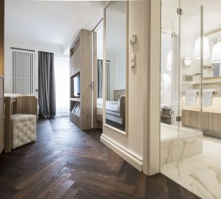 Zimmer Cavallino Bianco Family Spa Grand Hotel