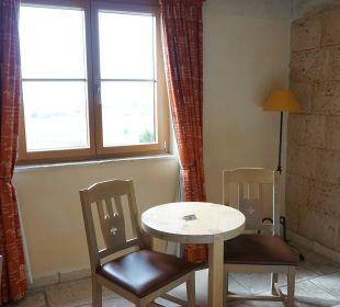Tisch und Stühle Hotel Colosseo Europa-Park
