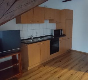 Küche Apart Hotel Wernigerode