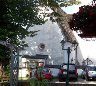 Kirche  Berggasthaus Kraxenberger