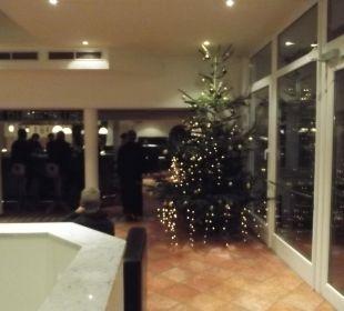 Hall de l´hôtel Hotel Edelweiß
