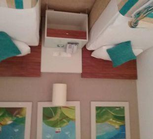 Einrichtung Familienzimmer Sunis Hotel Evren Beach Resort & Spa