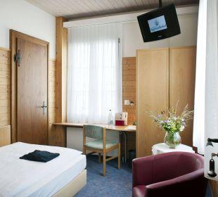 Einzelzimmer Hotel Appenzellerhof
