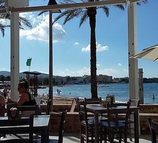 Aussicht direkt vom Hotel Intertur Hotel Hawaii Ibiza