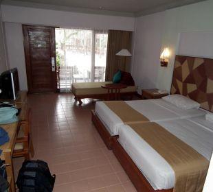 Zimmer 133 Bali Rani Hotel
