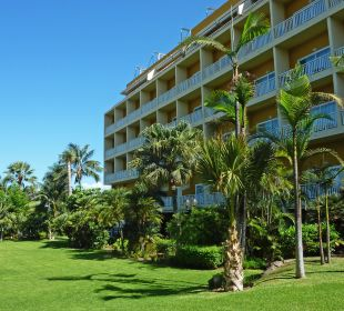 Garten am Hotel Hotel Tigaiga