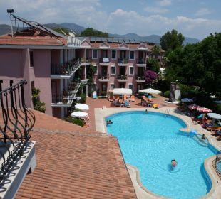 Pool, Hotel Günes