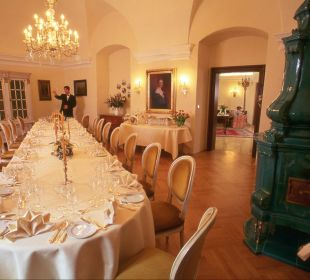 Gelber Salon Hotel Schloss Dürnstein
