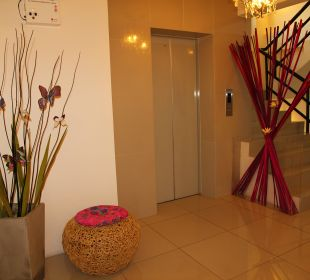 Im 1.Stock Hotel Lilac Relax-Residence