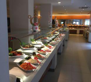 Salat Buffet Sunis Hotels Elita Beach Resort & SPA