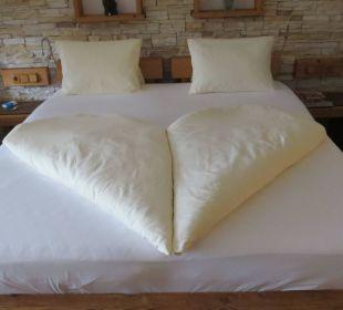 Danke Roomservice Hotel Winzer Wellness & Kuscheln