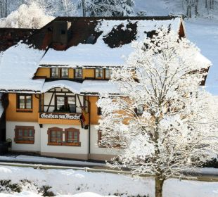 Hotel Gasthaus Hirschen im Winter Hotel Gasthaus Hirschen