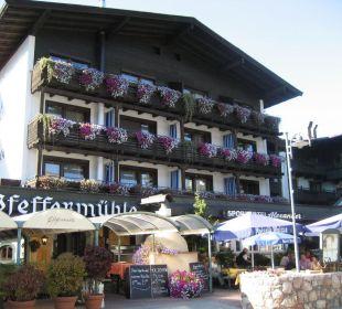 Biergarten Hotel Alexander