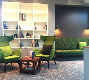 Neue Hotellobby - Sitzecke - renoviert August 2015 Ringhotel Munte am Stadtwald