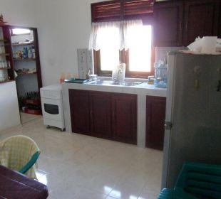 Küche des BochumLanka Bochum Lanka Resort