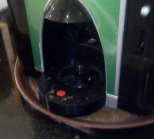 Kaffeemaschiene im Restaurant