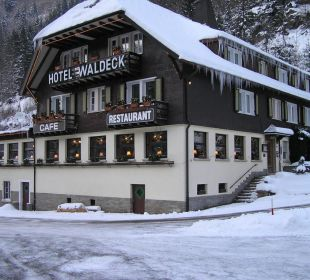 Winter Hotel Waldeck