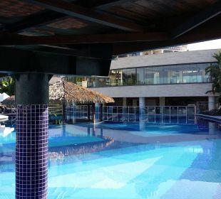Großer Pool Sherwood Dreams Resort