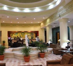 In der Lobby Hotel Quinta Avenida Habana