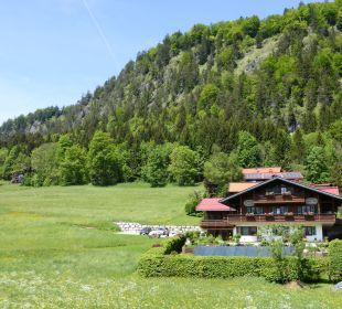 Sommer Distanz Landhaus Franziskus