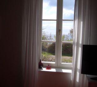 Blick vom Wohnzimmer Seaside Appartements Rügen - Haus Altstadt