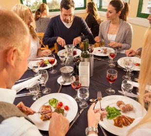 Restaurant ROBINSON CLUB ESQUINZO PLAYA