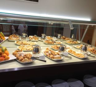 Frühstücksbüffet mit ausgezeichneter Auswahl Park Hotel Imperial Centro Tao - Natural Medical Spa