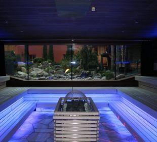 Event-Sauna Hotel Quelle Nature Spa Resort
