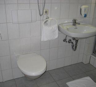 Badezimmer Kurhotel Falter