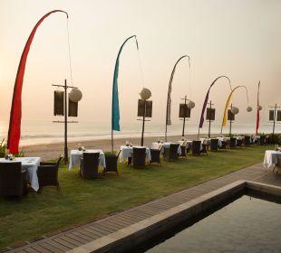 Breeze restaurant The Samaya Bali - Seminyak