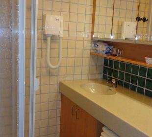 Badezimmer B-Reihe Hotel Ottenstein
