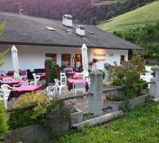 Restaurant mit Garten Restaurant Cafe Ladurner