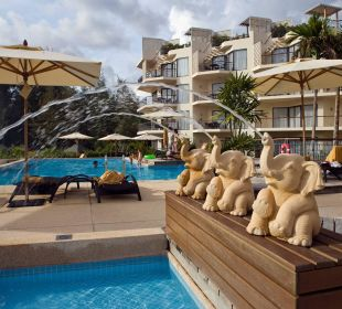 Residence Pool Hotel Dewa Phuket