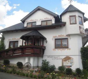 Gästehaus zum Hotel Hotel Alpenhof