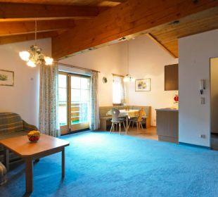Wohnen Hotel Haus Lechblick