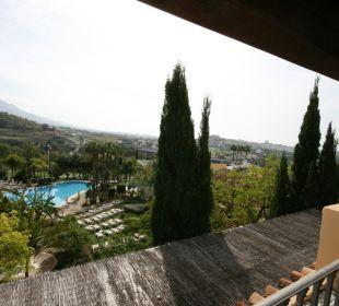 Blick auf Pool Richtung Meer The Westin La Quinta Golf Resort & Spa