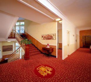 Treppenhaus Hotel Europa Splendid